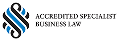 Accredited Specialist Business Law